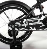 Volare Black Cruiser 16 inch Jongensfiets (terugtraprem)