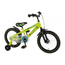 Volare Electric Green 16 inch Jongensfiets