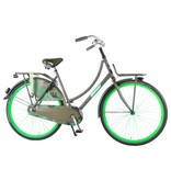 Volare Salutoni Urban Camouflage Transportfiets Camouflage 28 inch 50 cm