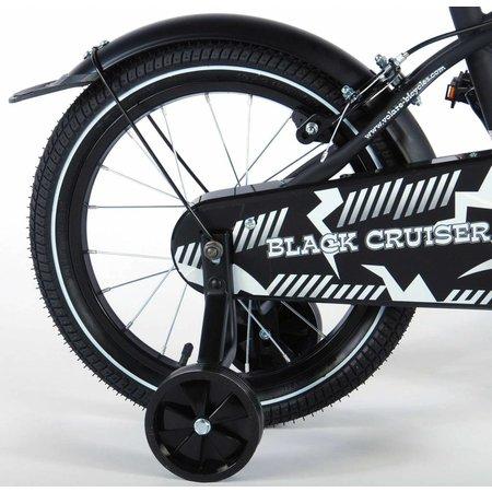 Volare Black Cruiser 16 inch Jongensfiets