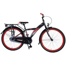 Volare Thombike City 24 inch Jongensfiets Rood