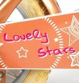 Volare Lovely Stars 14 inch Meisjesfiets