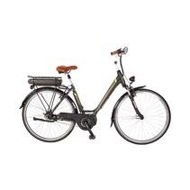 Mosso E bike  Shimano Steps N-8 Zwart-Groen