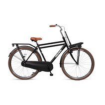 Crown Holland 28 inch transportfiets 55cm Zwart