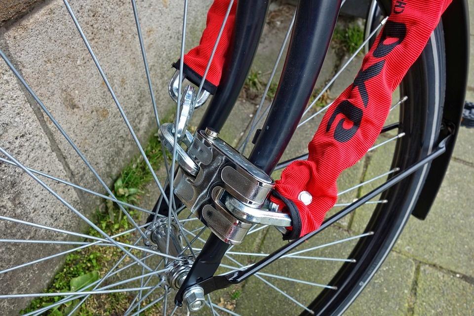 Zorg voor de veiligheid van uw fiets