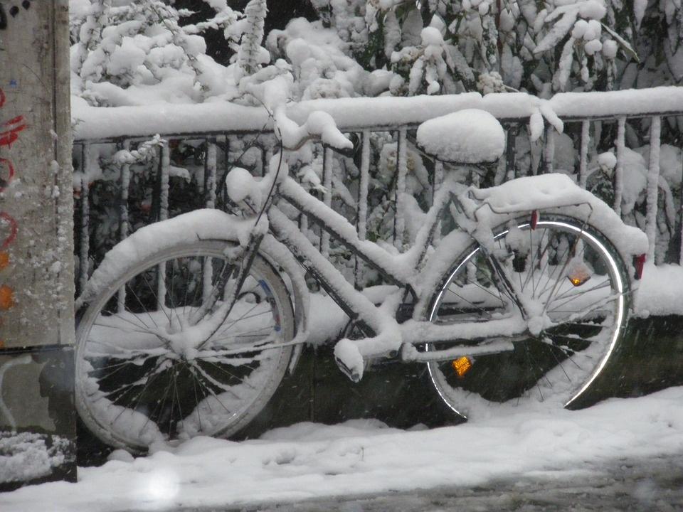 Blijf veilig fietsen met deze Wintertips