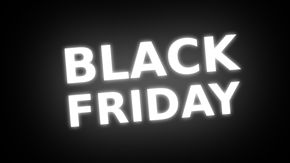 Heel de week Black Friday aanbiedingen
