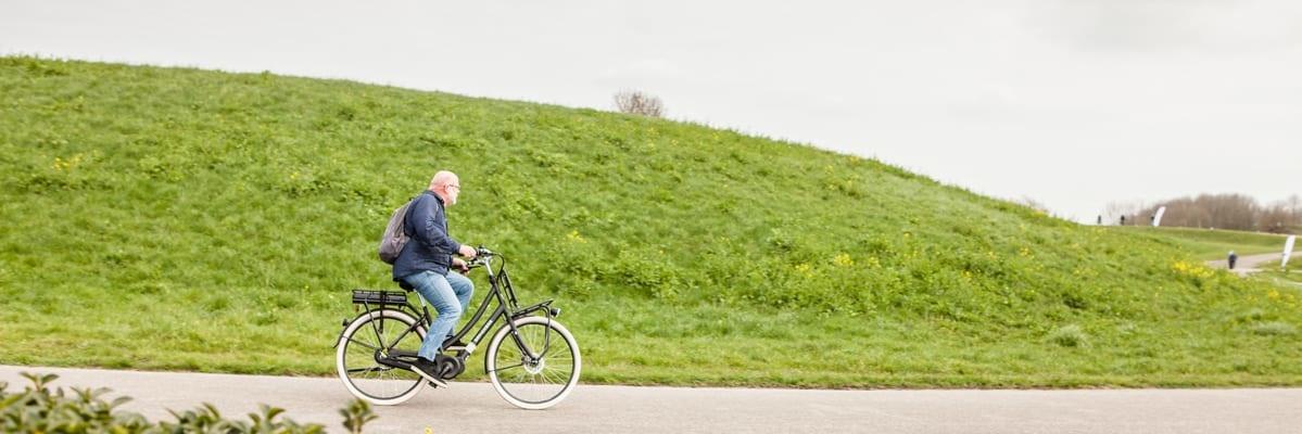 De Actieradius van uw elektrische fiets