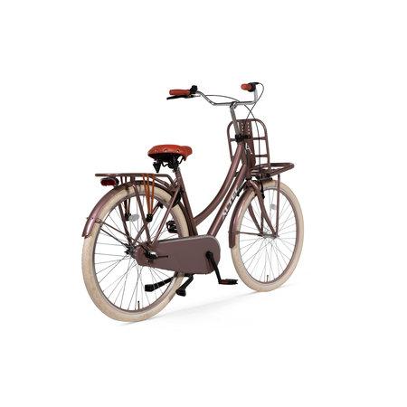 Altec Dutch Transportfiets 28 inch 53cm Rosy Brown 3v