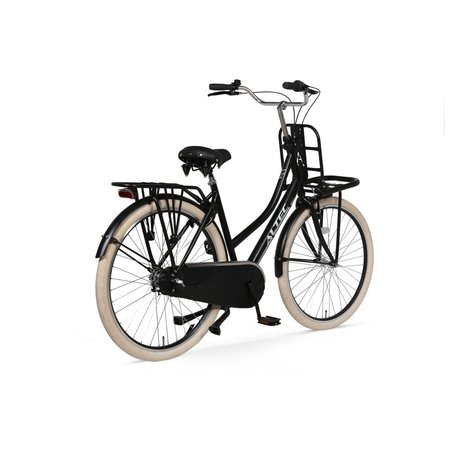 Altec Love Transportfiets 28 inch 3v 53cm Zwart