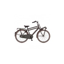 Cortina U4 Mini Raw 26 inch 3v jongens black gold matt