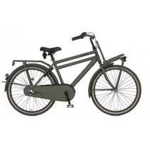 Cortina U4  Mini Raw 24 inch Transportfiets 3v  stone bridge matt