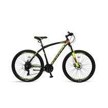 Umit Camaro Mountainbike 27,5 inch Zwart-Lime