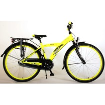 Volare Thombike 26 inch jongensfiets Yellow Black 95%