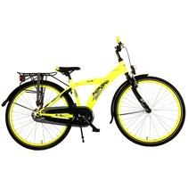 Volare Thombike City 26 inch jongensfiets Yellow Black 95%