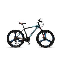 Umit Accrue 26 inch MTB 46cm Turquoise / Orange 21v