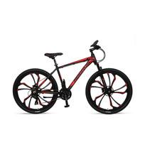 Umit Accrue 27.5 inch MTB 46cm Black / Red 21v