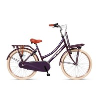Altec Dutch Transportfiets 24 inch Violet