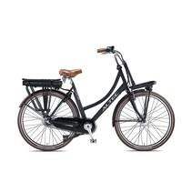 Altec Kratos Transportfiets E-Bike 55cm 3v  Zwart