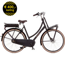 Cortina E-U4 MMD Transport Damesfiets