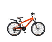 Altec Dakota 24 inch Jongensfiets 7v Neon Orange