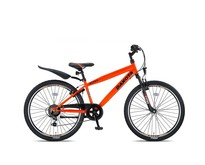 Altec Dakota 26 inch Jongensfiets 7v Neon Orange