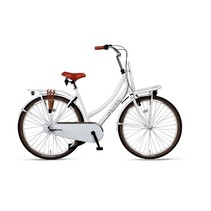 Altec Dutch Transportfiets 28 inch 53cm Snow White