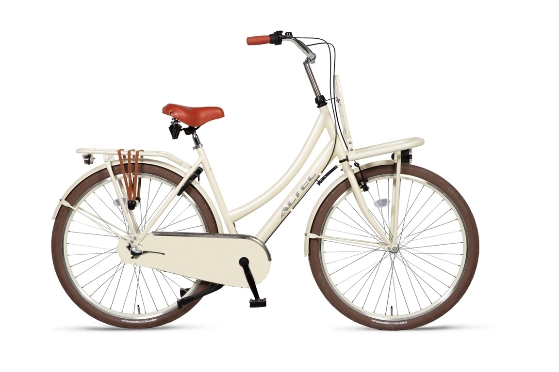 Altec Dutch Transportfiets 28 inch 3 versnellingen 53 cm Creme online kopen