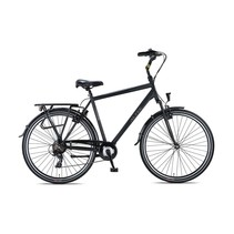 Altec Verona 28 inch Herenfiets 61cm Night Black