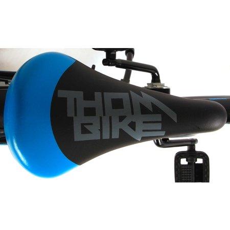 Volare Thombike City Kinderfiets - Jongens - 20 inch - Mat Zwart