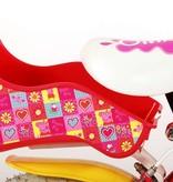 Peppa Pig Kinderfiets - Meisjes - 12 inch - Roze - 2 Handremmen