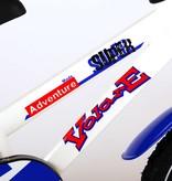 Volare Super Kinderfiets - Jongens - 14 inch - Wit - 95% afgemonteerd
