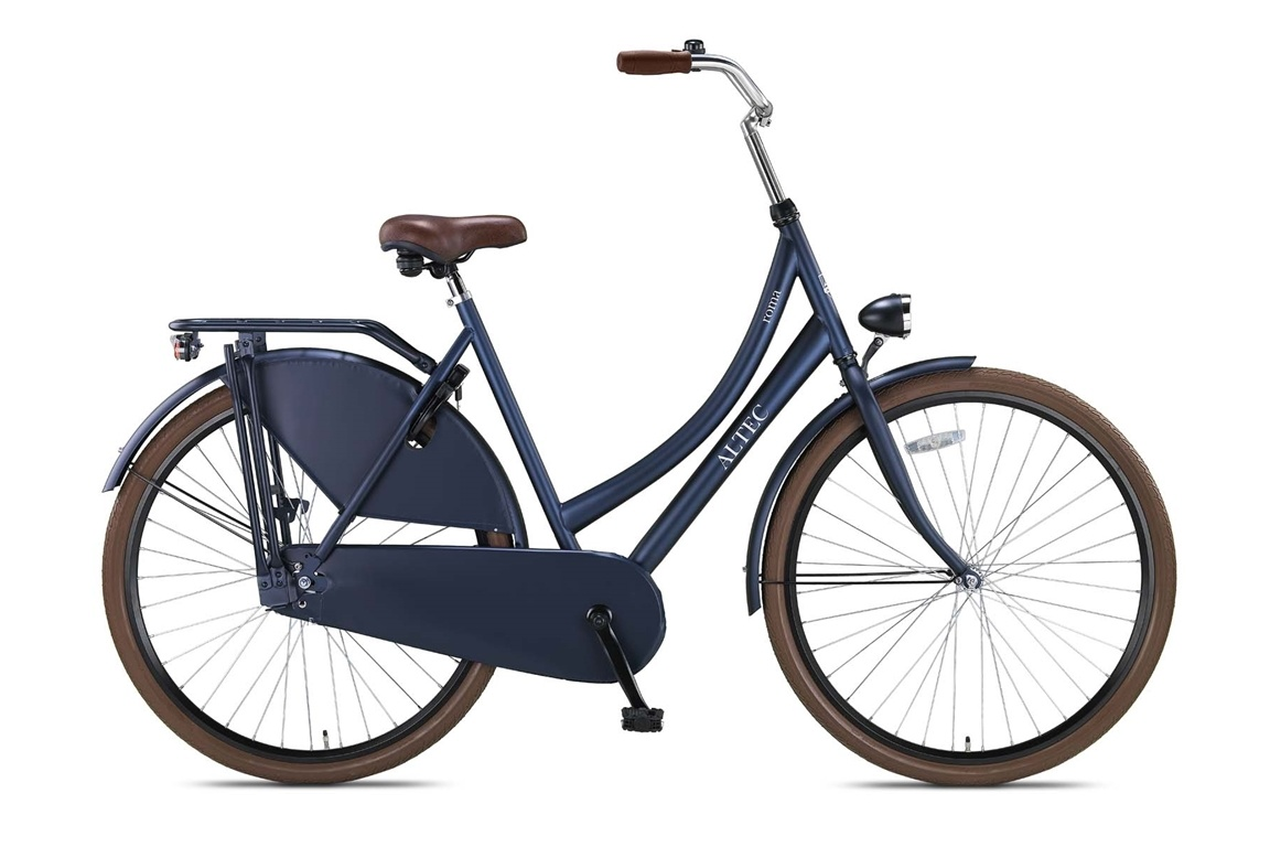 Altec Roma Omafiets 28 inch 59cm Jeans Blue