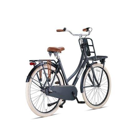 Altec Vintage Transportfiets 28inch 50cm 3v Smoke Grey