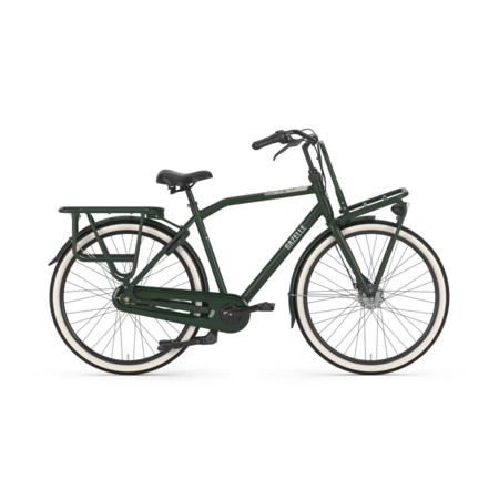 Gazelle HeavyDutyNL N7 Heren 59cm Hunter Green