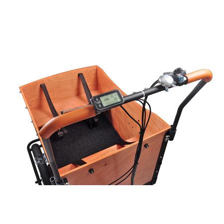 Altec Regulus Electrische Bakfiets Driewieler V-Brakes 375Wh