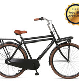 Altec Nostalgia Transportfiets 28 inch 58cm Heren Zwart