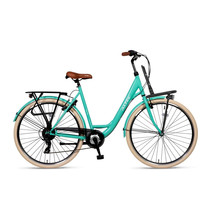 Altec Metro Plus 28 inch Damesfiets 7v 55cm Ocean Green