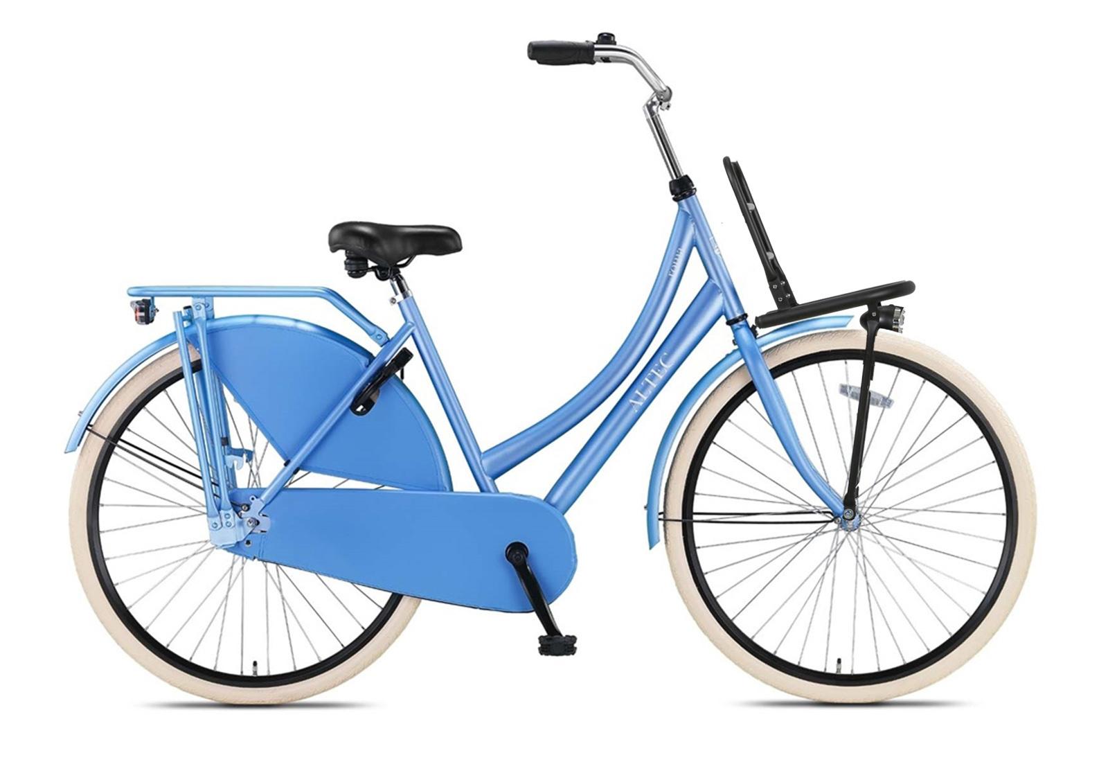 Altec Roma Deluxe Omafiets 28 inch 53cm Frozen Blue