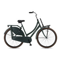 Altec Roma Deluxe Omafiets 28 inch Army Green 53cm