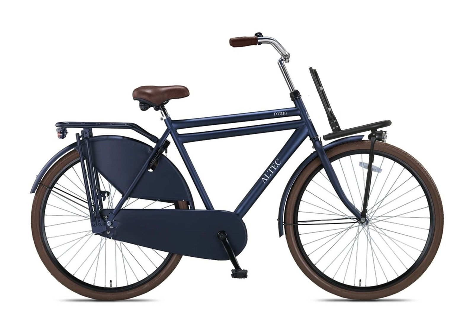 Altec Roma Deluxe Opafiets 28 inch 58cm Jeans Blue