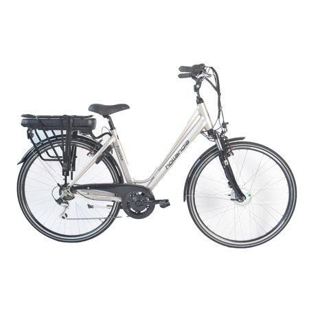 Hollandia Fronta E-bike 28 inch 49cm 6v Zilver
