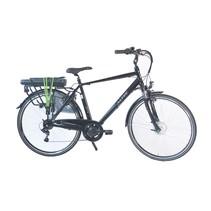 Altec City Ebike Heren 53cm Zwart 6V  480WH