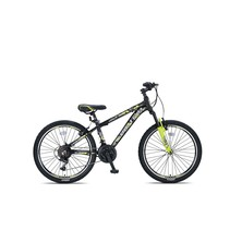 Umit Motion MTB 24 inch 35cm 21v Black Lime