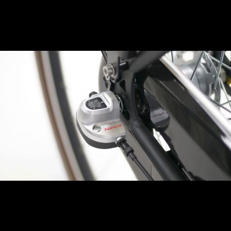 Altec Marquant 28 inch Herenfiets 61cm 3v Zwart