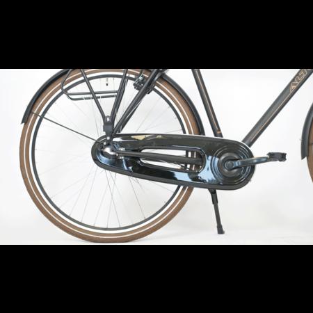 Altec Marquant Herenfiets 28 inch 56cm 3v Zwart