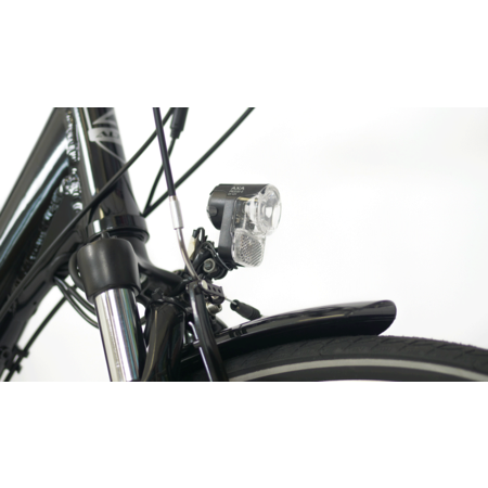 Altec City E-Bike 28 inch Dames 6v Zwart