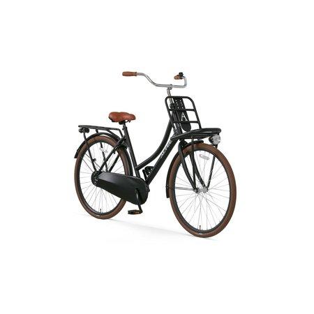 Altec Classic 28 inch 55cm Transportfiets Zwart