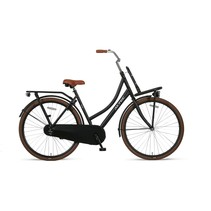 Altec Classic 28 inch 53cm Transportfiets Zwart