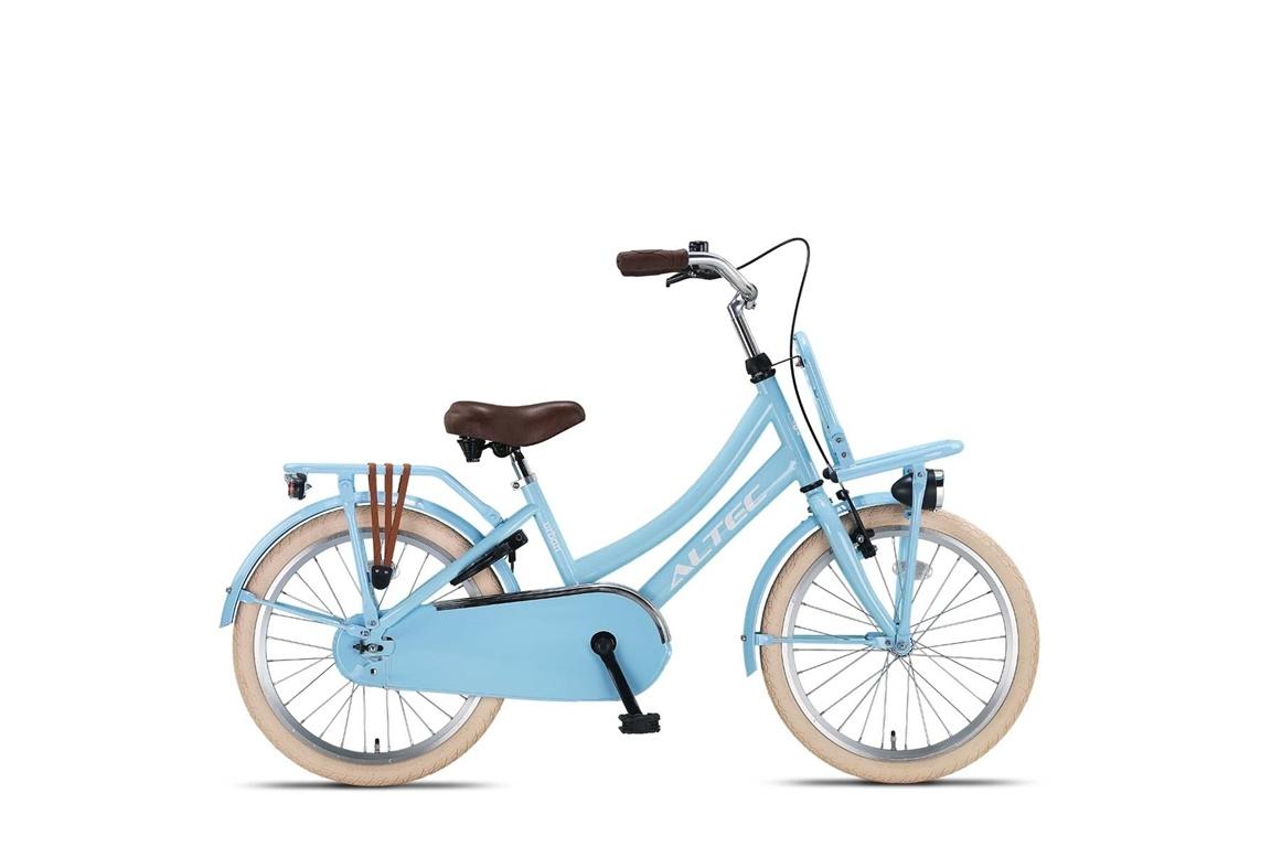 Altec Urban Transportfiets 20 inch Blauw online kopen